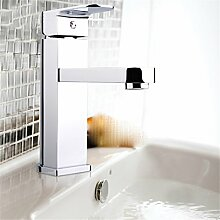 Alle Kupfer Wasserhahn Europäischen heiße und kalte gemischten Wasserhahn Einloch single Waschbecken Armatur Waschtisch Armatur
