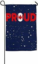 AllenPrint Family Flag,Stolze Kanadische