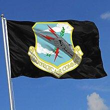 AllenPrint Family Flag,Strategic Air Command