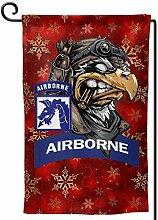 AllenPrint Flag Banners,18. Airborne Corps