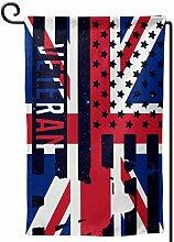 AllenPrint Garden Flags,Veteran Amerikanische