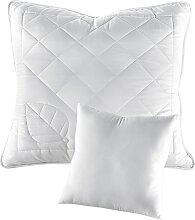 Allergiker Kissen, weiß (40/40 cm)