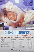 Allergiker Matratzenbezug Milbendicht Milbenschutz Bettwäsche Allergieschutz Hausstauballergiker Anti Milben Neu 180x200x16cm
