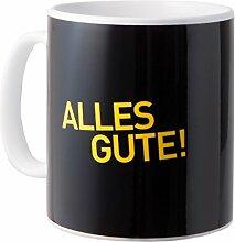 Alles Gute!-Tasse one size