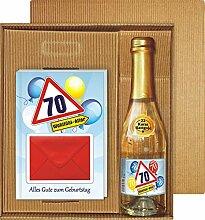 Alles Gute zum 70. Geburtstag Geldgeschenk Buch