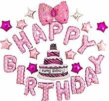 Alles Gute zum Geburtstag Ballons Dekorationen -