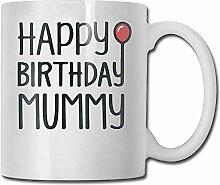 Alles Gute zum Geburtstag Mumie Kaffeetasse, 11