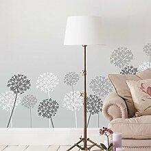 Allium Blumen dekorieren Schablone Heim Wand Dekorieren Kunst & Basteln Schablone Farbe Wände Stoffe & Möbel 190 Mylar wiederverwendbar Schablone