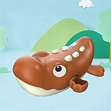ALLRIZ Baby Badespielzeug, Alligator Schwimmende