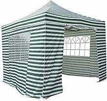 AllSeasonsGazebos Gartenlaube, Zelt mit rostfreiem