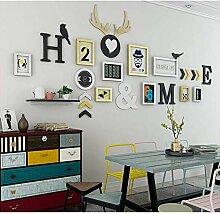 Alltags-Bilderrahmen für Zuhause