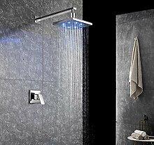AllureFeng Dusche Wasserhahn, Dusche Wasserhahn, Dusche Bad Wasserhahn, Bad Dusche Wasserhahn, Thermostat-Mischventil