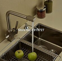 AllureFeng Verchromt Umkehrosmose Wasserfilter