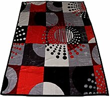 Almina Wolldecke Pointy Größe 160x220cm
