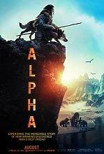 Alpha – Film Poster Plakat Drucken Bild - 43.2 x