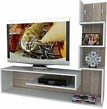 Alphamoebel 1711 Metehan TV Board Lowboard