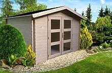 Alpholz Gerätehaus Holz mit Boden 270 x 210cm |