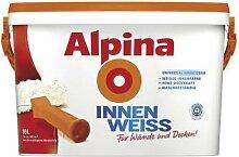 Alpina 10 L. Innenfarbe INNENWEISS, Farbe,