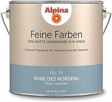 Alpina 2,5 L. Feine Farben, Edelmatte Wandfarbe