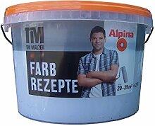 ALPINA Farbe Tim Mälzer Farbrezepte 2,5 L,