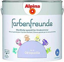Alpina Farbenfreunde 2,5L Kinderzimmerfarbe