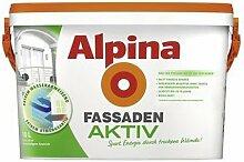 Alpina FassadenAktiv 5 Liter / Alpina Fassadenfarbe
