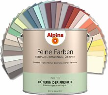 Alpina Feine Farben - Edelmatte Wandfarbe für