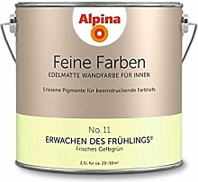 Alpina Feine Farben Erwachen des Frühlings 2,5 LT