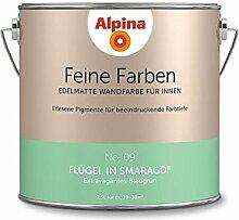 Alpina Feine Farben Flügel in Smaragd 2,5 LT -