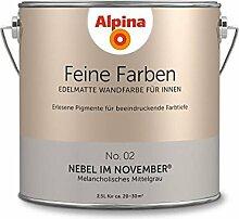 Alpina Feine Farben Nebel im November 2,5 LT - 898588