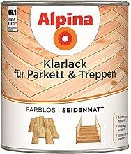 Alpina Klarlack für Parkett & Treppen SM 750 ML