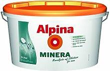 Alpina Minera Wandfarbe Hochatmungsaktive