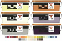 ALPINA Pure Colour, 2,5 L. Wandfarbe, Matt, Kokos,
