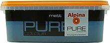 ALPINA Pure Colour, 2,5 L. Wandfarbe, Matt (Ocean)