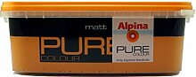 ALPINA Pure Colour, 2,5 L. Wandfarbe, Terra Matt