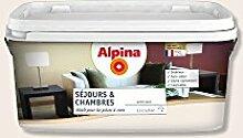 ALPINA Spezial-Wandfarbe für Wohn- und Schlafräume., beige, 848704