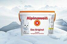 Alpinaweiß - Das Original, 10 Liter, weiße