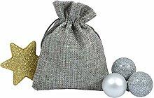 Alsino Adventskalender Beutel Geschenkbeutel
