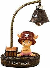 ALTcompluser Anime One Piece LED Nachtlicht Lampe,