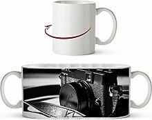 alte Schwarze Kamera Effekt: Schwarz/Weiß als