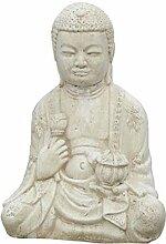 Alter Stein BD06 Buddha Statue, Ton Stein