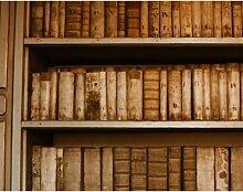 Altes Archiv 39x46x13cm Briefkasten, Briefkästen, Design, Edelstahl, Brief Kasten, Brief Kästen, Bücher, Regal, Geschichte, Bibliothek, Nostalgie