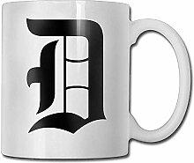 Altes Englisch D Detroit Coffe