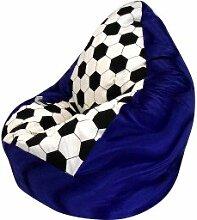 Altmark-Design Sitzsack XL Fussball Nr.V Der