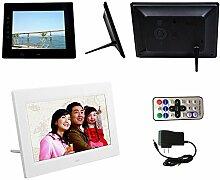 Altsommer 7 Zoll HD LCD Digitaler Bilderrahmen mit