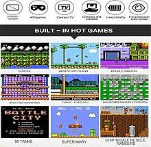 Altsommer Retro Mini Handheld Spielkonsole,Retro