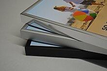 Alu Bilderrahmen für Urkunden 21 x 29,7 cm DIN A4