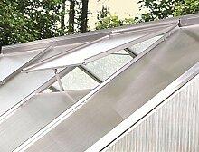 Alu-Dachfenster für Calypso, Alu eloxiert, ohne