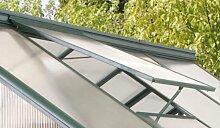 Alu-Dachfenster für Triton, grün, ohne Glas