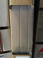 ALU Insektenschutzgitter Vogelschutzgitter Multiband 80 mm x 12m